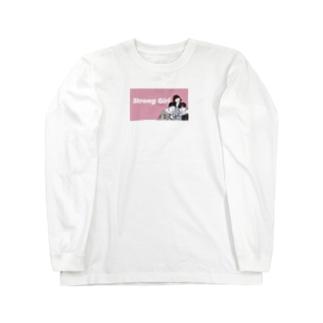 韓国ドラマ 力の強いトボンスン風 Long sleeve T-shirts