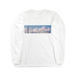 あの夏の終わり Long sleeve T-shirts