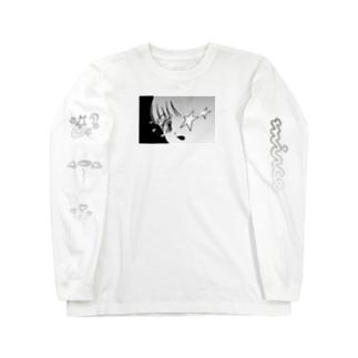 とゆガルロンT Long sleeve T-shirts