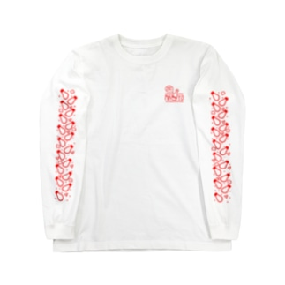 マヨ・アカ Long sleeve T-shirts