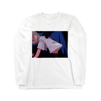ヨル Long sleeve T-shirts