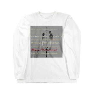 あいみすゆー。 Long sleeve T-shirts