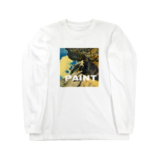 PAINT Long sleeve T-shirts