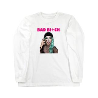 BAD GIRL Tee Long sleeve T-shirts