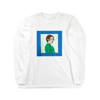 カチューシャ Long sleeve T-shirts