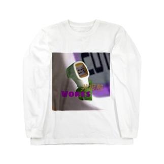 【Vokes】非接触 Long sleeve T-shirts