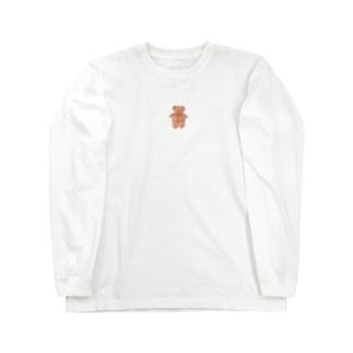 lovely kumakun Long sleeve T-shirts