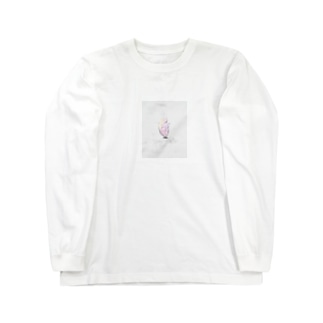 YODACAのStay safe Long sleeve T-shirts