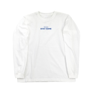 (always)STAY HOME Long sleeve T-shirts