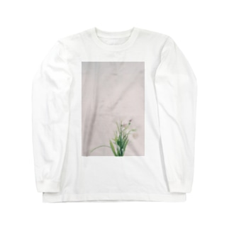 harucamera チューリップ Long sleeve T-shirts