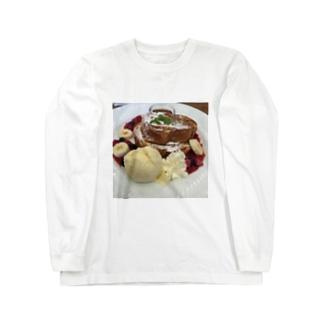 甘い誘惑 Long sleeve T-shirts