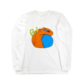 モルプイ Long sleeve T-shirts