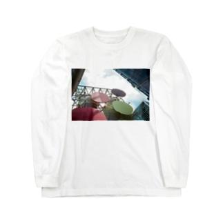 君がみた夏の空 Long sleeve T-shirts