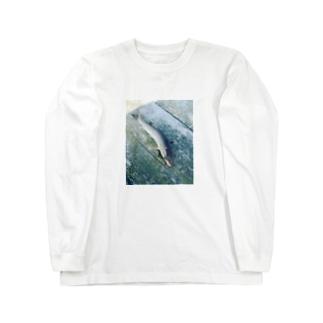 ウグイ Long sleeve T-shirts