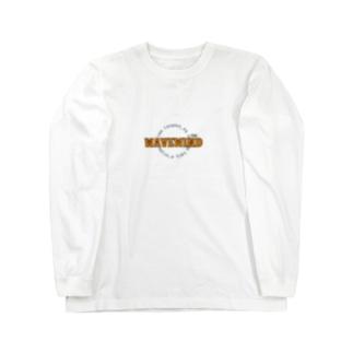 WAVEWIND No.1 Long sleeve T-shirts