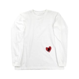 くつしたにゃんこ Long sleeve T-shirts