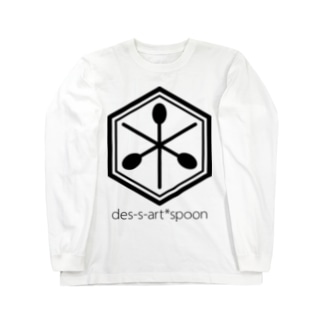 Hexロゴ Long sleeve T-shirts