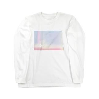 一目惚れ 半分 Long sleeve T-shirts