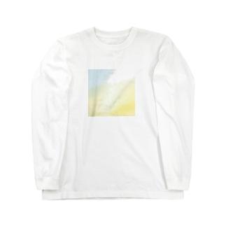 訪れ Long sleeve T-shirts