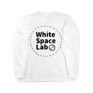 反転ロゴTシャツ Long sleeve T-shirts