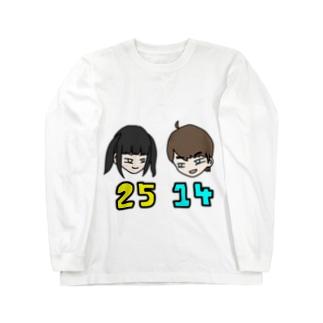 2514シャツ Long sleeve T-shirts