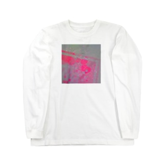反射 Long sleeve T-shirts
