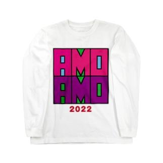 U.C.AMOAMO Long sleeve T-shirts