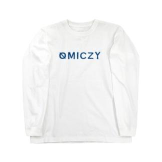 omiczy オミクジ Long sleeve T-shirts
