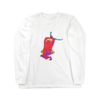 TARZAN Long sleeve T-shirts