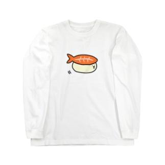 エビス Long sleeve T-shirts