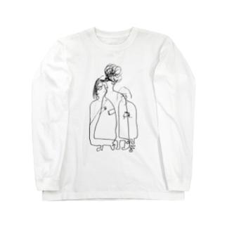 FAM Long sleeve T-shirts