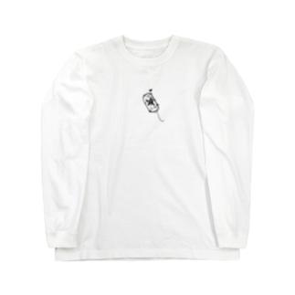 遊覧  E.coli Long sleeve T-shirts