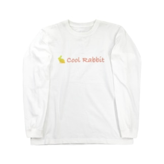 Cool Rabbit A Long sleeve T-shirts
