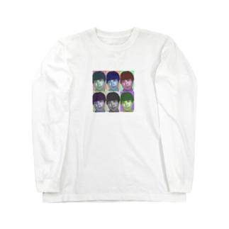 木佐 Long sleeve T-shirts