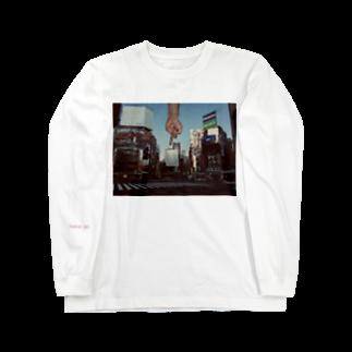 GastralGirlの日本の終わり Long sleeve T-shirts