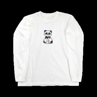 えとせとらの仲間たちのえとせとらの仲間たち(カラーパンダ) Long sleeve T-shirts