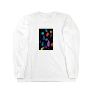 遺伝子 Long sleeve T-shirts