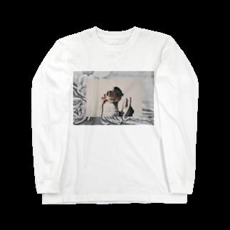 Iruの空気 Long sleeve T-shirts