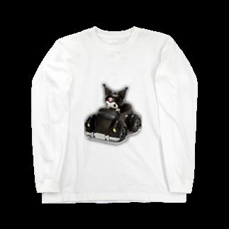 Johannのクロミ クルマ Long sleeve T-shirts
