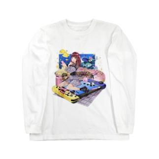 最高にかわいいロンT Long sleeve T-shirts