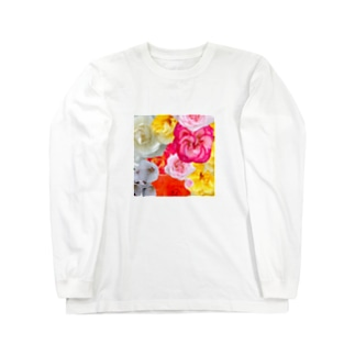 薔薇達 Long sleeve T-shirts