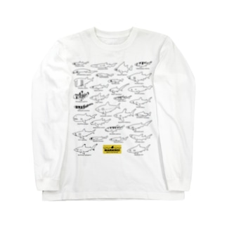 Sharks30(black)1.1 Long sleeve T-shirts