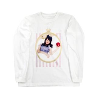 おやすみ白雪姫 Long sleeve T-shirts