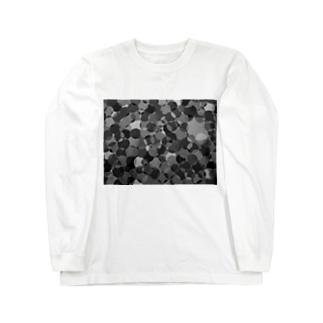 泡~モード~ Long sleeve T-shirts