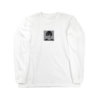 煙草の女の子 Long sleeve T-shirts