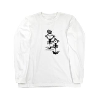 flower child Long sleeve T-shirts