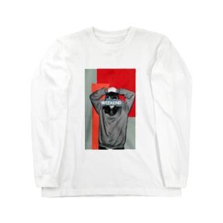 待ち焦がれて Long sleeve T-shirts