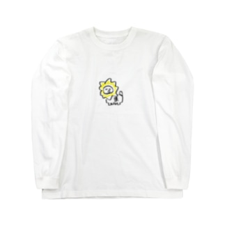 ライオンくん まver Long sleeve T-shirts