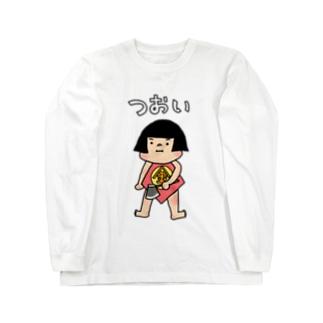 まさかりJr. Long sleeve T-shirts