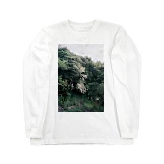 harucamera 解体 Long sleeve T-shirts
